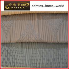 Poliéster tecido sofá jacquard EDM0025
