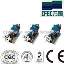 Sanitary Stainless Steel Rotary Lobe Pump (IFEC-LXB100003)