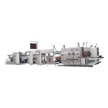 Easy operation carton machine inline flexo printing machine
