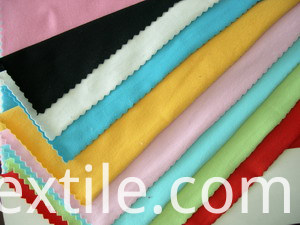 Hotel cotton white fabric