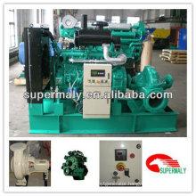 supermaly water pump by diesel engine