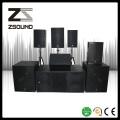 "Passive Single 18"" DJ Audio Sound Loudspeaker System"