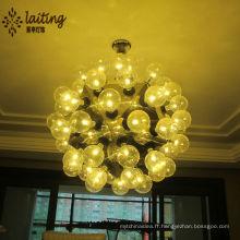 En gros De Haute Qualité Pas Cher Spirale Cristal Plafond Lustres LT-71046