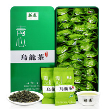 Чай фарфоровый вакуумный упакованный органический и молочный улун