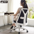 Mid Back Lordosenstütze Mesh Desk Chair