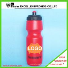 Logotipo modificado para requisitos particulares El material respetuoso del medio ambiente PE se divierte la botella (EP-W82922)