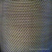 Malha de arame de aço inoxidável para filtro (304, 316 MATERIAL)