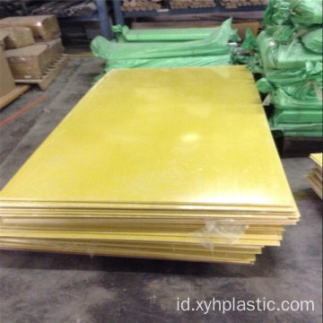 5mm Epoxy Fiberglass Laminate Sheet Grade 3240