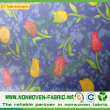 PP Printed Non-Woven Fabric for Ticking