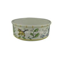 Bol de chat en céramique pour animaux de compagnie (CZJM3130)