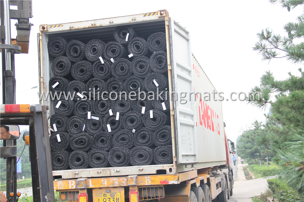 Polypropylene Biaxial Geogrids