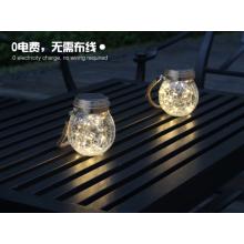 Светодиодный солнечный светильник для бутылок