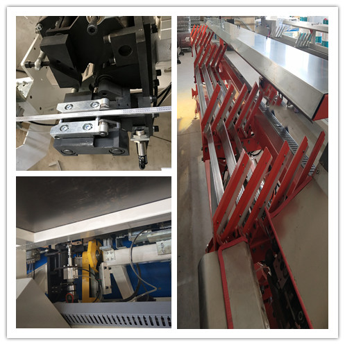 Auto Aluminum Spacer Bar Bending Glass Processing Equipment