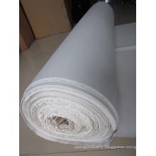 Tissu en caoutchouc sur bobine pour tablier en caoutchouc
