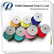 Wet or Dry Use on Water Grinding Tools Diamond Flexible Polishing Pad