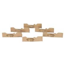 Kraft paper corner guard l shape edge corner protector made in China