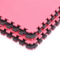 Le tapis qui respecte l'environnement de puzzle de tatouage de mousse d'EVA a utilisé le sport de gymnase