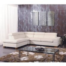 Living Room Genuine Leather Sofa (825)