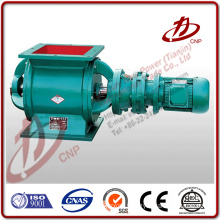 Rotary valve/ Air lock for powder feeder