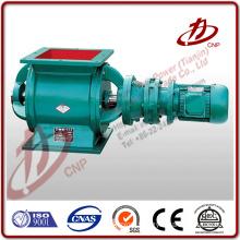 Rotary valve/ Air lock for powder feeder