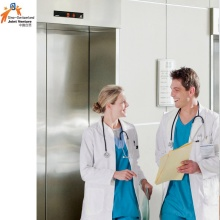 Machine Roomless Passenger Elevator for Hospital
