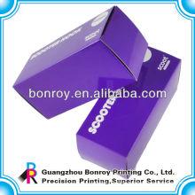 2013 Elegant art paper gift box