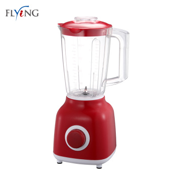 350W high speed plastic electric smoothie food blender