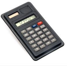Classic Office Handheld Super Thin Solar Calculator
