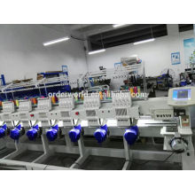 6 head embroidery machine embroidery machine prices