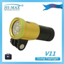 2015 Neu gestaltete Unterwasser-Kameralicht von HI-MAX