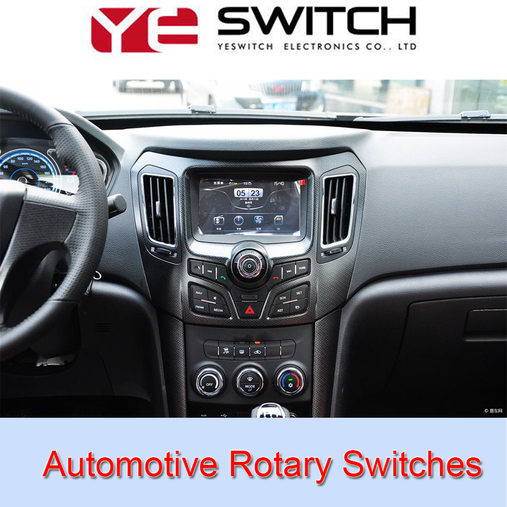 Automotive Rotary Switches