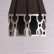 2014A industrial aluminium extrusion profile