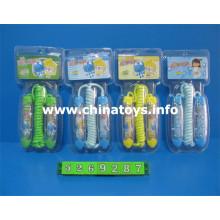 Promoción de la aptitud del deporte de juguete de dibujos animados niños saltar la cuerda (5269287)