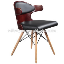 2017 heated Plywood lecture Room Chair dressing room Chair
