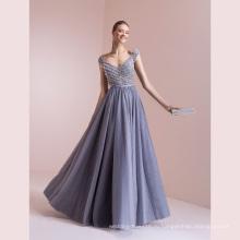Гери Тюль Вечернее Платье Линии