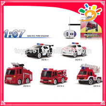 Famous Brand Great Wall HOT RC police & fire brigades cars rc police car