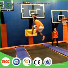 Professional Basketball Trampoline Park for Sale