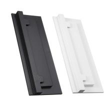 Профессиональный наиболее подходящий консоли вертикальная подставка Док гору Колыбель держатель подходит подходит для Xbox один s черный белый прочный