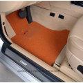 Coche Mat pie plano lazo pila PP fibra alfombra en rollo