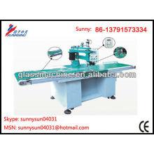 Máquina cortadora de vidrio de forma redonda CNC400