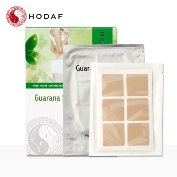 Slim Patch Tăng cường Guarana Fat Burn Slim Patch