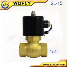 DC 12v pneumatic solenoid valve