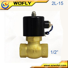 DC 12v válvula solenóide pneumática