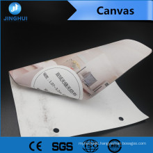 Polyester Blend 1.07m*30m matte cotton canvas for Pigment Inks Printing