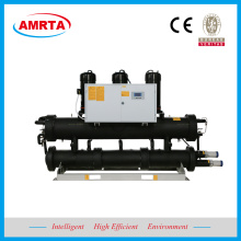 Brine Water Cooled Scroll Chiller with Heat Recovery