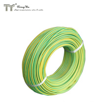 Silicone high voltage three phase electric grounding cable