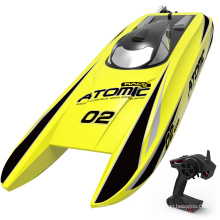 ATOMIC ARTR  High speed 50km/h strong ABS unibody hull racing rc electric boat