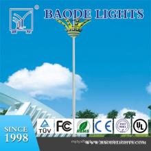 Torre de iluminación de mástil alto poligonal de 30 m (BDG30)