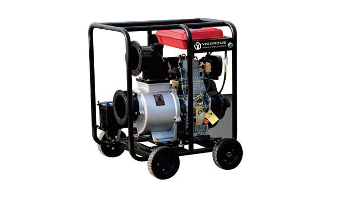 Agricultural Gasoline Water Pump