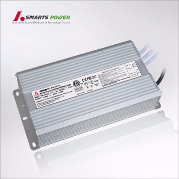 100-265vac a mené l'alimentation électrique 12v 25a dc imperméabilisent le conducteur mené électronique ip67 300W